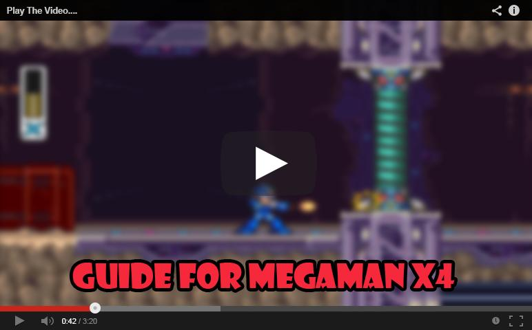 Guide for Megaman X4 for Android - APK Download