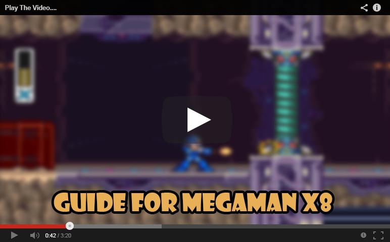 download megaman x8