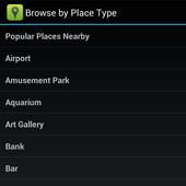 TrailSix Places icon