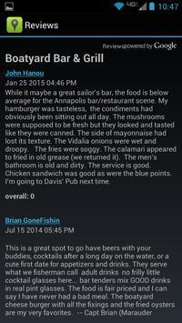 TrailSix Places apk screenshot