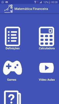 Matemática Financeira 2.0 poster