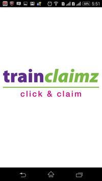 Trainclaimz poster