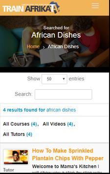 TrainAfrika screenshot 1