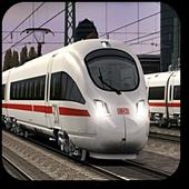 Train & Railway Simulator Game icon