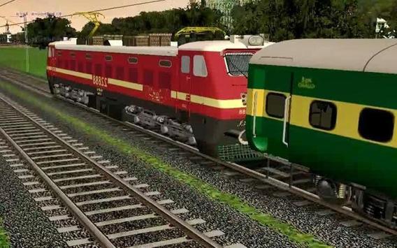 Train & Railway Simulator Game apk screenshot