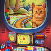 Toy Train Drive icon