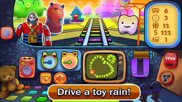 Toy Train Drive poster