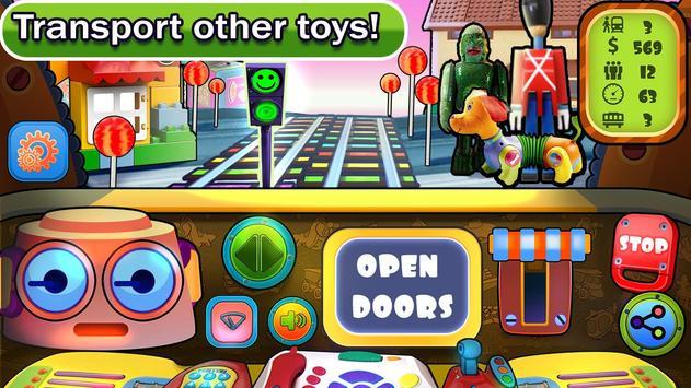 Toy Train Drive screenshot 1