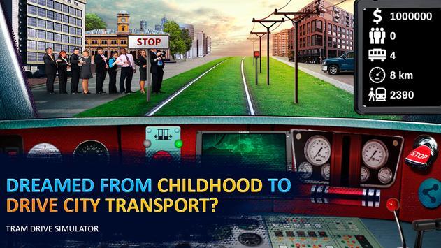 Tram Drive Simulator apk screenshot