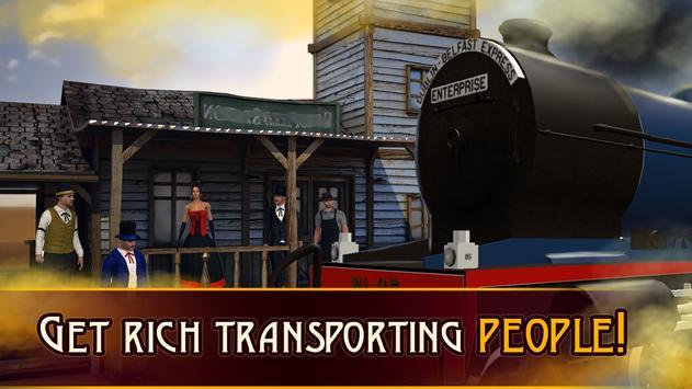 Steam Train Driving apk screenshot