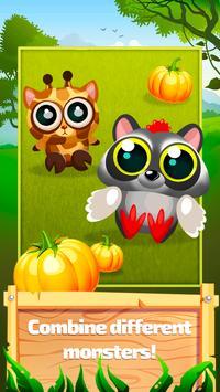 Merge Animals - Mix and get monster screenshot 9