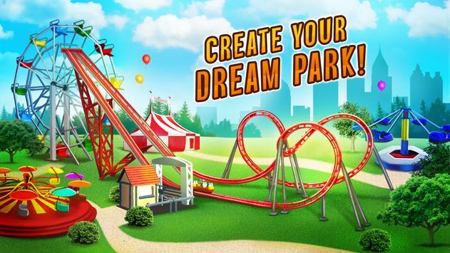 Roller Coaster Train Simulator स्क्रीनशॉट 3