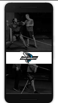 Core Velocity poster