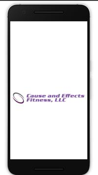 Cause and Effects Fitness poster