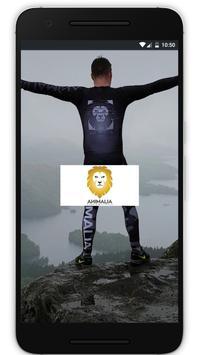 Animalia Sport and Fitness poster