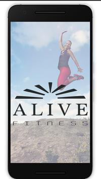Alive Fitness poster