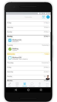 Apex Fitness Mobile Trainer screenshot 2