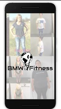 BMW Fitness poster