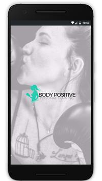 Body Positive PersonalTraining poster