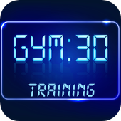 GYM30 TRAINING APP icon
