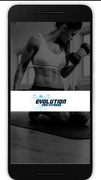 Evolution Pro Fitness poster