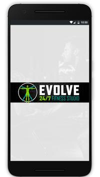 Evolve Training Systems poster