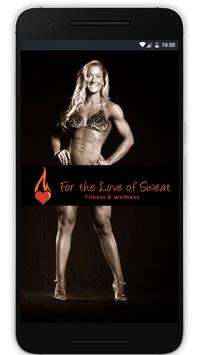For the Love of Sweat poster