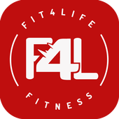 Fit4Life Fitness icon