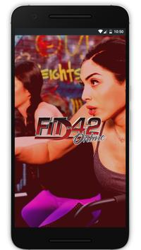 Fit in 42 Online poster
