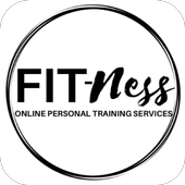 Fit Ness Personal Trainer icon