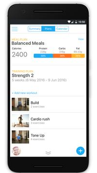 fitnut apk screenshot