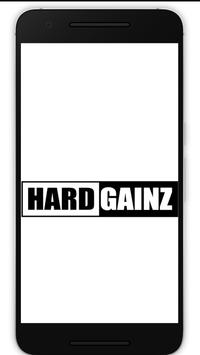 Hardgainz poster