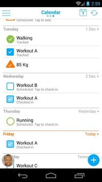 HIITBOX Training apk screenshot