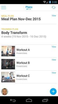 Joelle Lombardi Fitness apk screenshot