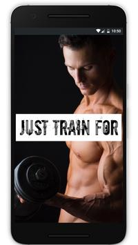 Just Train For poster