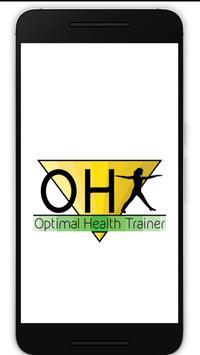 Optimal Health Trainer poster