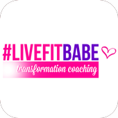LiveFitBabe App icon