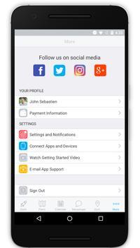 LiveFitBabe App screenshot 4