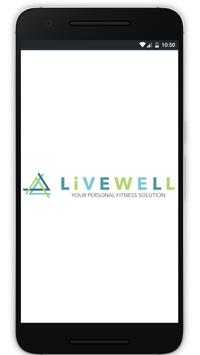 LiVEWELL poster