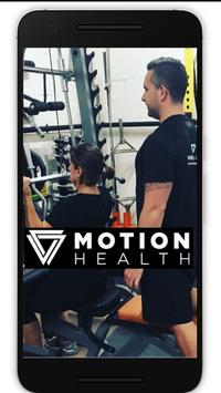 Motion Health poster