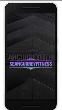 seancurreyfitness poster