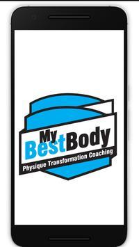 My Best Body poster