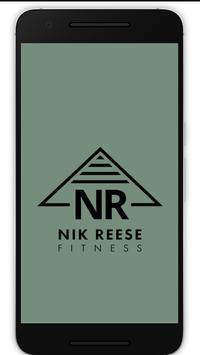 Nik Reese Fitness poster