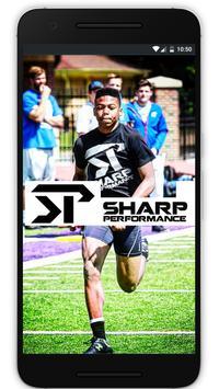 Sharp Performance poster