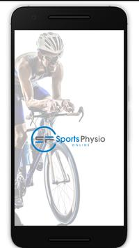 Sports Physio Online poster