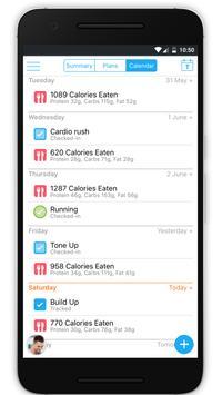 Pritikin Remote Coaching apk screenshot