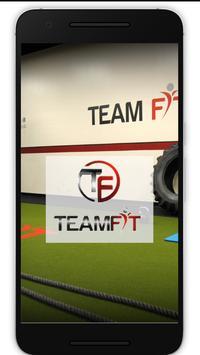 TeamFit Coach poster