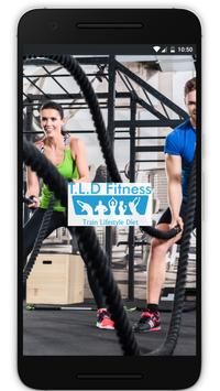 TLD Fitness poster