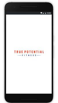 True Potential Fitness poster