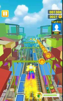 Subway Surf 3D Rush apk screenshot